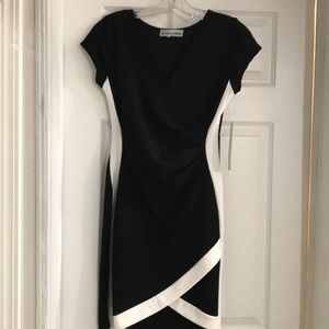 Super flattering Black Dress